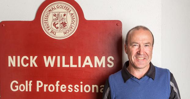 Nick Williams Golf Professional
